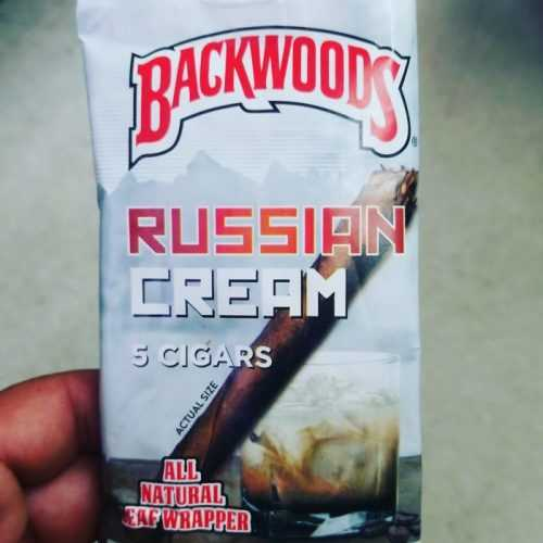 backwoods cigar irish cream