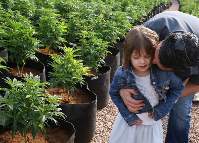 LITTLE GIRL who started CBD Movement Dies of the Corona